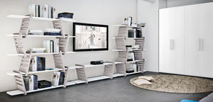 Cia International - free code - Modular Bookcase
