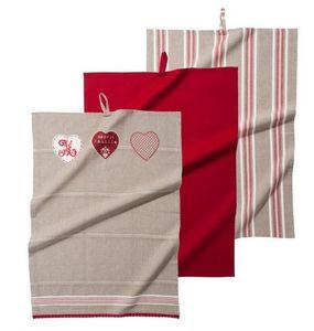 MAISONS DU MONDE - esprit de famille  - Tea Towel