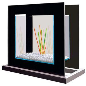 ZOLUX - aquarium déco fluo 37x19x34,5cm - Aquarium
