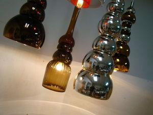 Elys Glass Art - l1400 - Suspended Ceiling Lighting