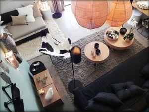 ZINA -  - Round Coffee Table