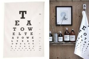 HOUSE DOCTOR -  - Tea Towel