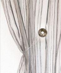Passementerie Mayer - embrasse métal/résine aimantée - Tieback