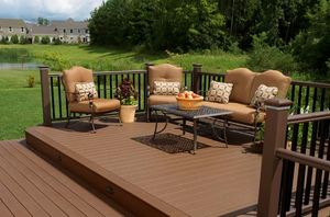 TIMBERTECH FRANCE -  - Terrace Floor