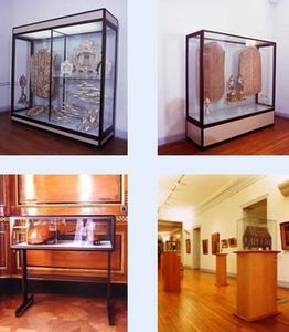 VITRINES SARAZINO -  - Museum Display Case