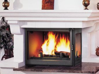 Seguin Duteriez -  - Open Fireplace