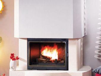 Seguin Duteriez - spirale - Closed Fireplace