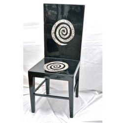 Salvanne Original - noir - Visitor Chair