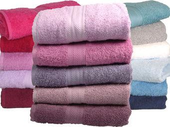 SIRETEX - SENSEI - serviette invité coton 30x50cm uni 550gr/m² - Guest Towel