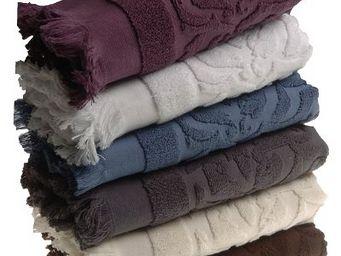 SIRETEX - SENSEI - serviette de toilette invité jacquard 30x50cm 500g - Guest Towel
