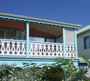 Déco Robinson - soubise - Decorative Roofline Frieze