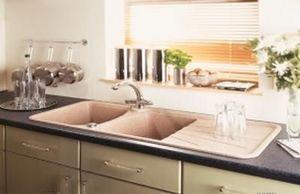 Astracast - korona 2b1e - Double Sink