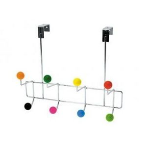 Present Time - porte manteau suspendu boules colorées - Coat Rack