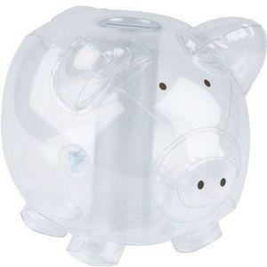 Present Time - tirelire cochon gonflable - Piggybank