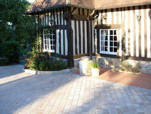 Marbrerie Des Yvelines -  - Outdoor Paving Stone