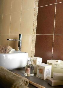 Terre D'auvergne - gouache - Bathroom Wall Tile