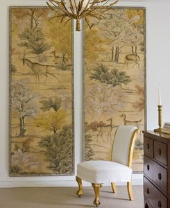 Paul Montgomery Studio -  - Decorative Panel