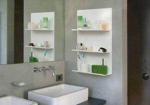 TEEBOOKS - 2sdb - Bathroom Shelf