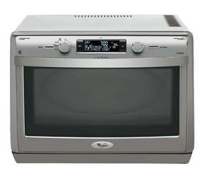 Whirlpool - four micro-ondes jet chef jt379sl - Microwave Oven