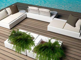 VONDOM - kes - Garden Furniture Set