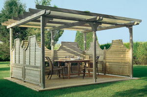 Il Ceppo -  - Self Supporting Pergola