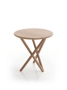 BELT' FRAJUMAR - back - Pedestal Table