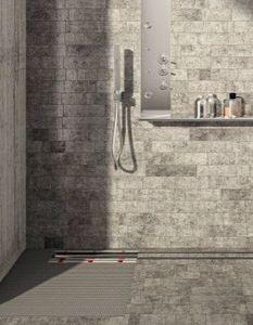 JACKON INSULATION -  - Walk In Shower