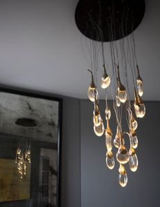 Ochre -  - Multi Light Pendant