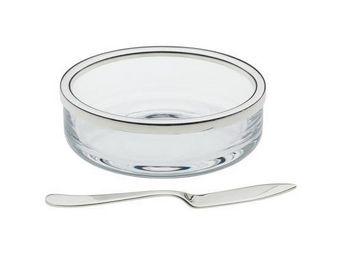 Ercuis - cerclé - Butter Dish