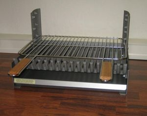 Somagic - grilloir barbecue - Charcoal Barbecue