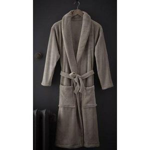 TODAY - peignoir cosy mastic taille l - Bathrobe