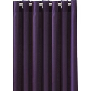 TODAY - rideau occultant à oeillets deep purple - Ready To Hang Curtain