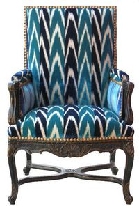 Moissonnier -  - Wingchair With Head Rest