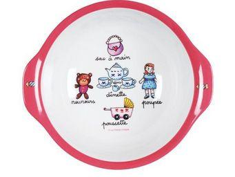 La Chaise Longue - bol mélamine fille - Infant Bowl