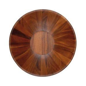 La Chaise Longue - plat acacia - Plate Coaster