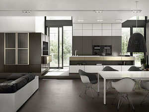 SieMatic - 3003 r - Built In Kitchen