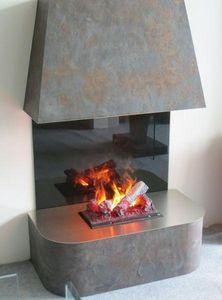 ALFRA FRANCE - classico - Flueless Burner Fireplace