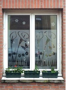 J'HABILLE VOS FENETRES -  - Privacy Adhesive Film
