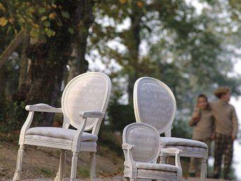 Luc Perron -  - Medallion Armchair