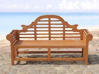 BELIANI - marlboro - Garden Bench