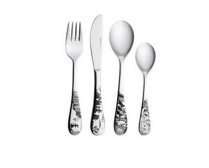 Hackman - adventure - Children's Cutlery