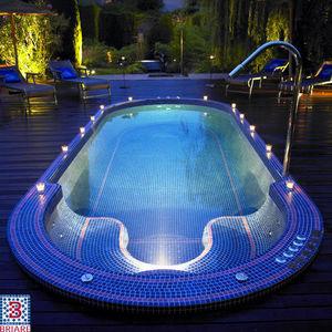 Emaux de Briare - mosaïque - Pool Tile