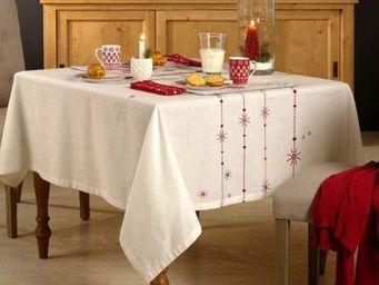 Interior's - noël enchanté - Christmas Tablecloth