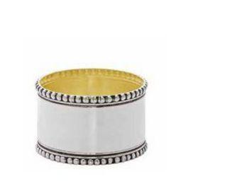 Topazio - continhas redonda - Napkin Ring