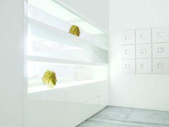 CYRUS COMPANY - passante - Open Bookcase