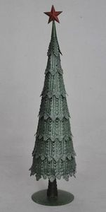 Demeure et Jardin - sapin vert modèle moyen - Artificial Christmas Tree