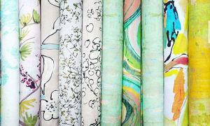 LALIE DESIGN -  - Upholstery Fabric