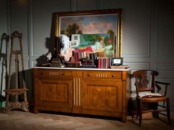 MICHEL FERRAND -  - Low Sideboard