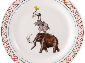 Gien - lucien - - Child Plate