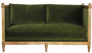 Moissonnier - napoleon iii - 2 Seater Sofa